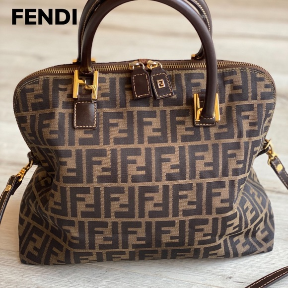 Fendi Handbags - FENDI handbag